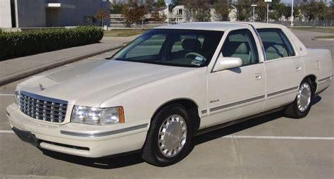 1999 Deville Cadillac History