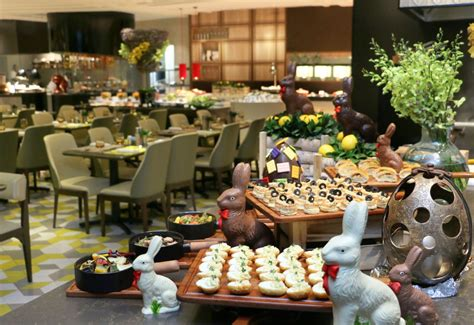 easter sunday brunch buffet at lemon garden shangri la