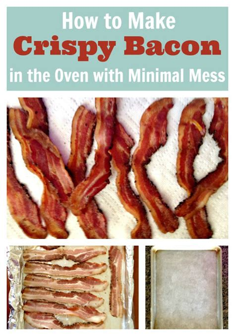 How To Make Bacon In The Oven With Parchment Paper - how to make bacon in the oven 365 days of cooking