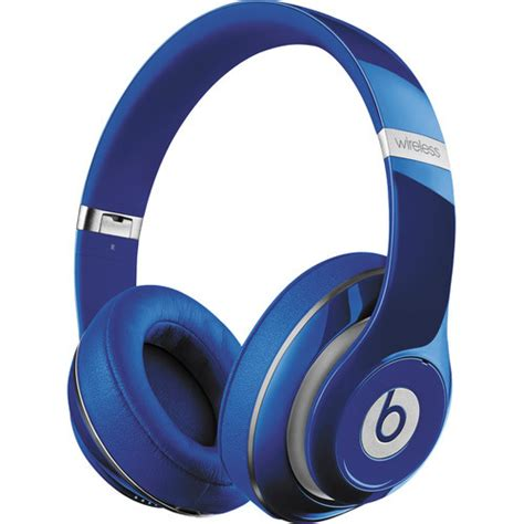 Headphone Beats Studio Wireless beats by dr dre studio wireless headphones blue