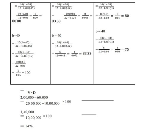 Projected Unit Credit Method Formula Financial Management Tutorial Problems And Worked Out Problems Study Material Lecturing
