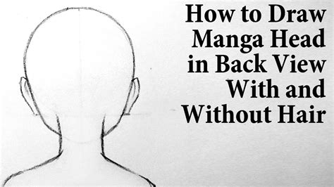 How To Draw A Person Facing Backwards