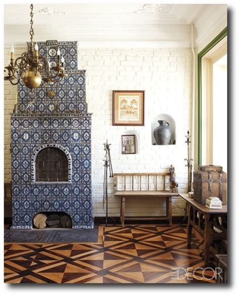 Backsplash Tile Kitchen a nordic design staple the swedish kakelugn tile stove