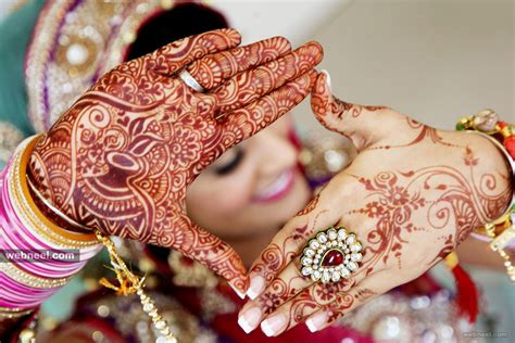 bridal mehndi designs simple 1