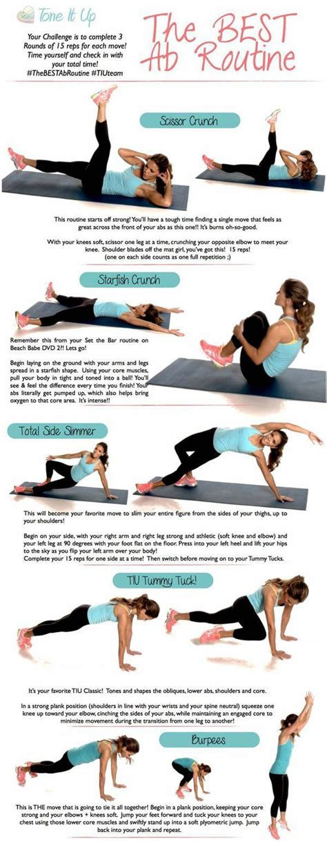 best abdominal exercises 1000 ideas about abs workout routines on ab