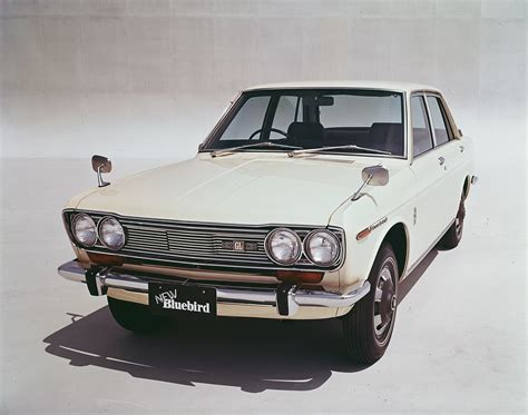nissan bluebird 1970 50 year nissan bluebird 510 japanese nostalgic car