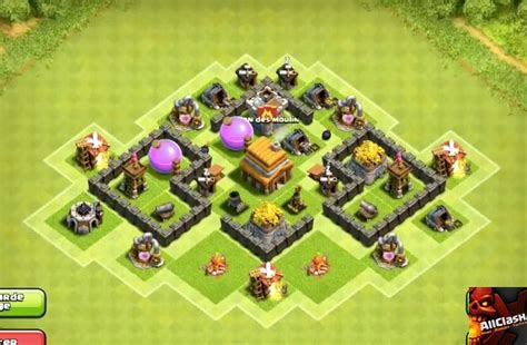 layout coc anti giant anti giant farm and war base designs that work th4 to th10