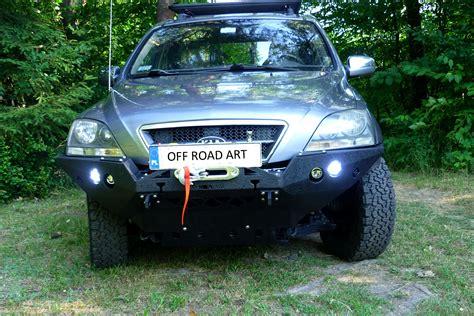 Kia Road Metalpasja Innowacyjne Doposażenia Road Kia Sorento
