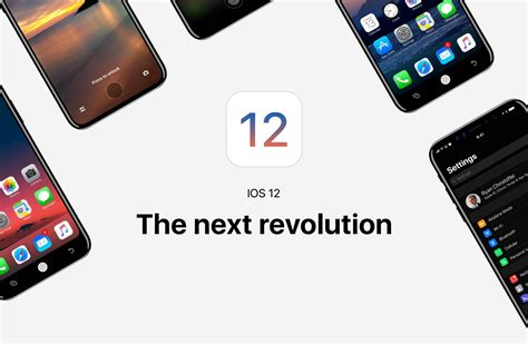 new iphone update apple s ios 12 news release date and features news4c