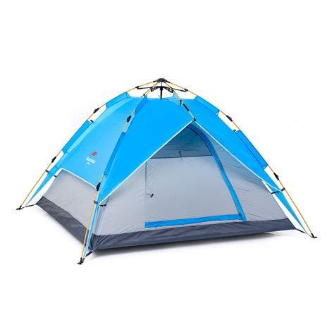 Canopy Opening Naturehike 3 4 Persons Cing Tent Automatic