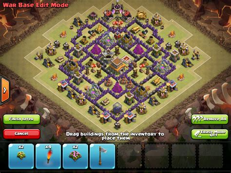 unstoppable war town hall 8 base town hall level 8 war base www pixshark com images