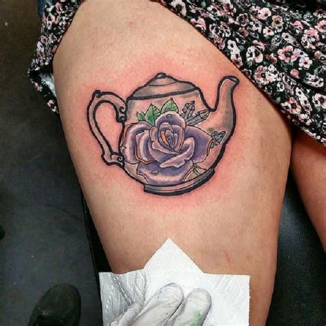 teapot tattoo 35 teapot ideas nenuno creative