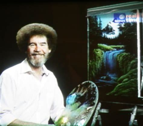 bob ross painting tv ross painting techniques