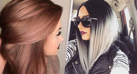tendencias color pelo mujer 2017 tendencia color pelo 2017 las 10 tendencias de color