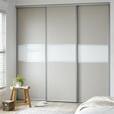 Diy Built In Wardrobe Doors - sliding wardrobe doors kits bedroom furniture diy at b q