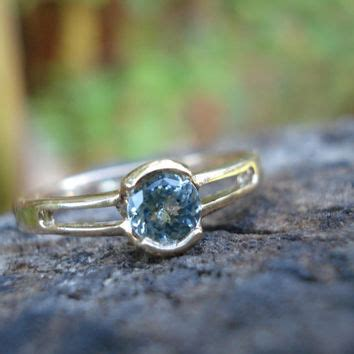light yellow sapphire ring best light blue sapphire ring products on wanelo