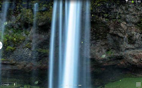 wallpaper bergerak pemandangan air terjun wallpaper pemandangan air terjun bergerak images hewan