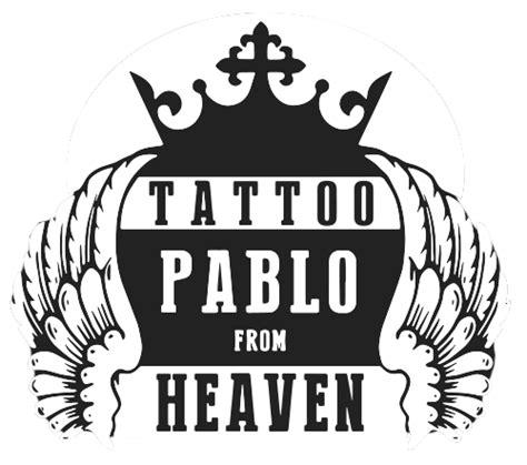 tattoo eigenes logo tattoo m 252 nchen pablo from heaven dein kreatives tattoo