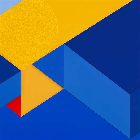 blue yellow pattern vl17 android marshmallow new blue yellow pattern