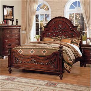 davis international sunset king panel bed