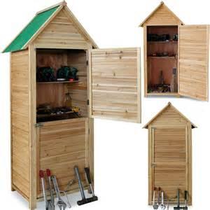 le test d un abri de jardin en bois 190x79x49