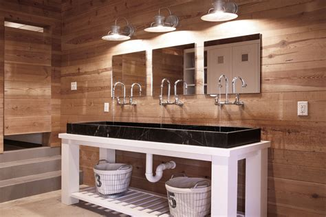 Barn Light Bathroom Contemporary Barn Lights For Bathroom Attractive