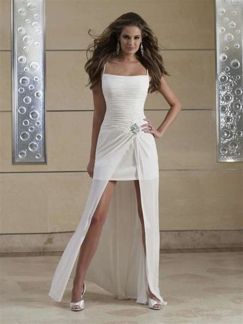 800 in a stunning collection of casual short beach wedding dresses