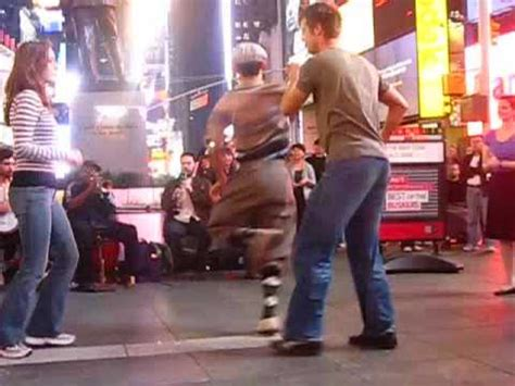 swing dancing new york city voon s birthday jam times square new york city to baby