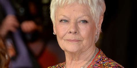 what products to use to get judi dench hair how can i get judy dench look judi dench wallpapers