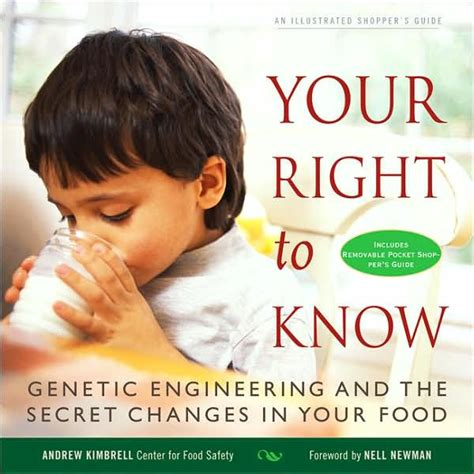 libro how the secret changed your right to know genetic engineering and the secret