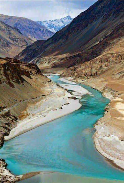 Zostel Leh Leh India Asia indus river leh ladakh jammu and kashmir india bhatigal
