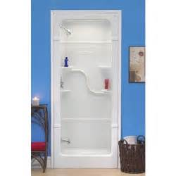 mirolin 36 quot 1 pc shower stall home depot canada