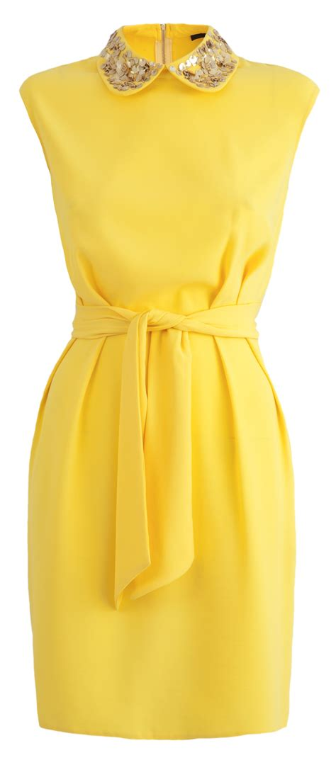 Closet Yellow Dress by This Dress Is The Colour Of Summer We Also The