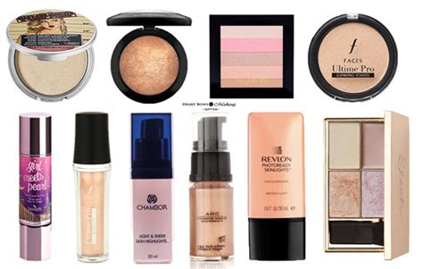 best highlighters 10 best powder liquid highlighters in india affordable