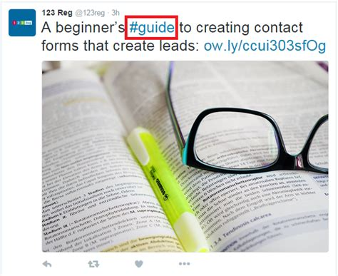 beginner s guide to hashtags and how to use them for your business 123 reg