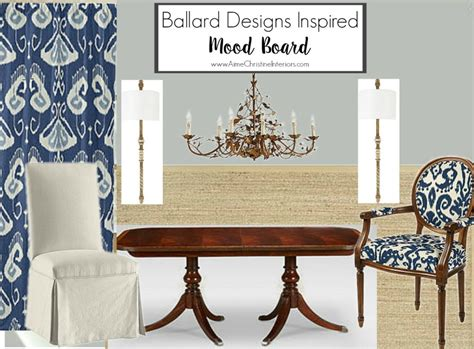 Ballard By Design ballard designs inspired dining room