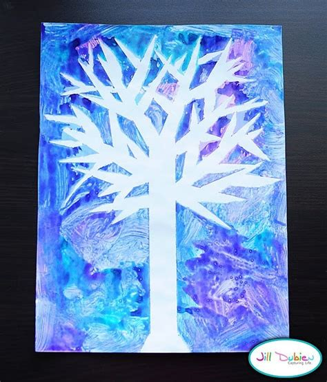 winter craft ideas for crafts winter just b cause