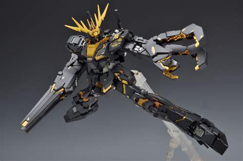 Gundam Hongli Mg Unicorn gundam mg 1 100 rx 0 unicorn gundam 02 banshee