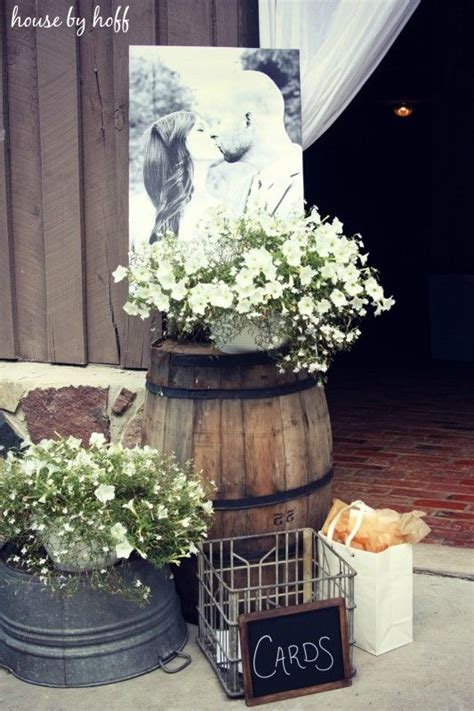 perfect rustic country wedding ideas deer pearl