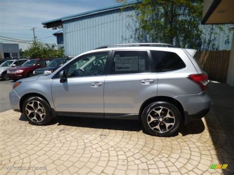 subaru metallic ice silver metallic 2014 subaru forester 2 0xt touring