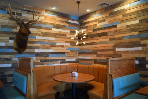 Wood Design Accent Wall