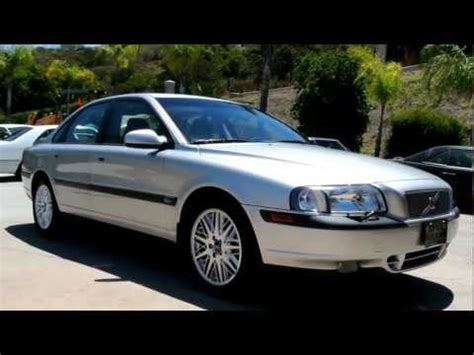 2004 volvo s80 problems manuals and repair information