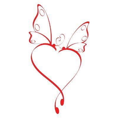 hearts and butterfly tattoo designs 1000 ideas about small butterfly on