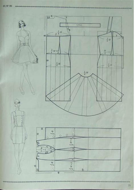 pattern drafting magazine 1602 best moldesedicasmoda images on pinterest sewing