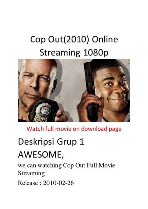 hottest action comedy film cop out 2010 online streaming 1080p list of best action