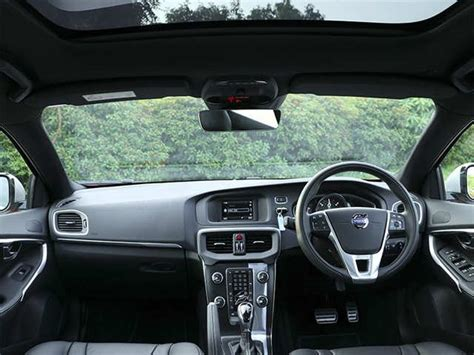 cost of interior stylist interior volvo v40 hatchback review the economic times