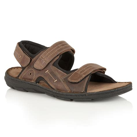 house of fraser shoes mens house of fraser mens shoes sale lotus kennedy rip sandals in brown for lyst