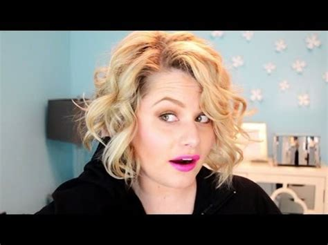 hairstyles short curly hair youtube quick curly short hair youtube