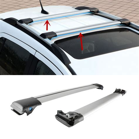 Cross Bar Hitam Jepit Roof Rail Mitsubishi Pajero Sport 2015 for mitsubishi pajero sport 2010 2016 top roof racks cross
