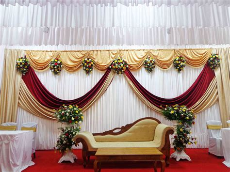Welcome Home Decorations by Stage Decoration Ratheesh Decoration
